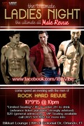 The Ultimate Ladies Night ft. Rock Hard Male Revue
