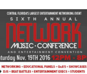 6th Annual Network Music Conference & Entertainment Convention