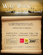 Wine Down for a Cure-ibbean