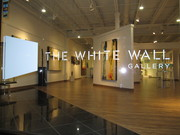 GRAND OPENING celebration of THE WHITE WALL GALLERY