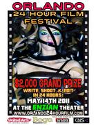Orlando 24 Hour Film Festival