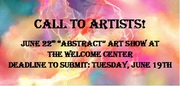 Abstract Art Show Call to Artists