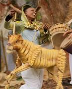 Everglades Endangered Species Puppets Workshop & Parade