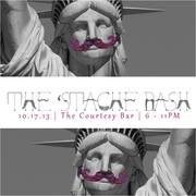 Danielle Hein Art Presents The 'Stache Bash