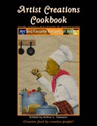 """The Official """"Artist Creations Cookbook""""  Book Release Party"""