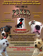 Charity Poker Tournament for the Pooches!