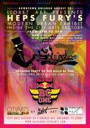 Free Live Performance - Heps Fury aka Salvador Live, Mind 180 and Flip Side Kings