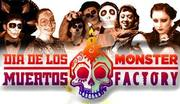 CityArts Factory's 6th Annual Dia de los Muertos & Monster Factory