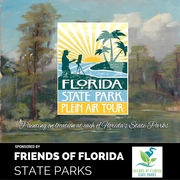 """Capturing Florida's Beauty on Canvas"" Exhibit"