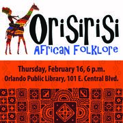 Third Thursday Gallery Hop Featuring Orisirisi African Folklore & the B-Side Artists