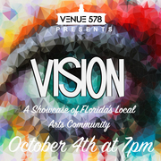 VISION: A Showcase of Florida's Local Arts Community
