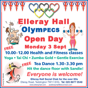 Elleray Hall Open Day