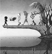 นิทรรศการ Tales from the SIX โดย 6 นักเขียนการ์ตูนดังแห่งวงการการ์ตูนไทยสมัยใหม่