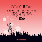 CITY CIRCUS, A Circus of Illustration, Design, and Photography