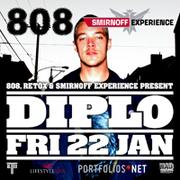 DIPLO AT 808!