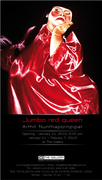Jumbo Red Queen Exhibition by Arthit Nunthapornpipat