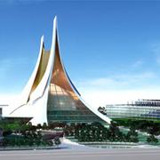 """""""รัฐสภาใหม่"""" นิทรรศการผลงานการประกวดแบบสถาปัตยกรรมอาคารรัฐสภา"""