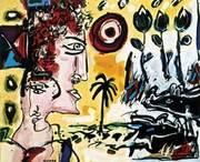 """นิทรรศการจิตรกรรมร่วมสมัยการกุศล ชุด """"Life"""" โดย คีโด้ ฮิวแบรนด์ กู๊ดเฮีย"""