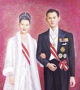 นิทรรศการจิตรกรรมเฉลิมพระเกียรติ ๖๐ ปี แห่งการบรมราชาภิเษกและราชาภิเษกสมรส
