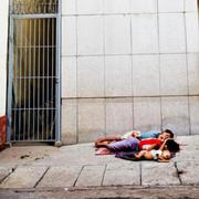 """นิทรรศการภาพถ่าย """"สิทธิมนุษยชาติ/ สิทธิมนุษย """"ชน"""" (Human Rights/Human Wrongs)"""""""