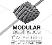 Modular Aesthetics 1st Art Exhibition