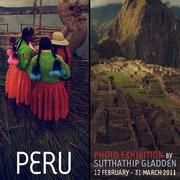 """นิทรรศการภาพถ่าย """"เปรู"""" (""""Peru"""" Photography Exhibition)"""