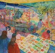 """นิทรรศการ """"จิตร-จิตรกรรม-จิตรกร"""" (Ars Longa, Vita Brevis)"""