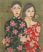 """นิทรรศการศิลปะ """"Hidden Flowers"""""""