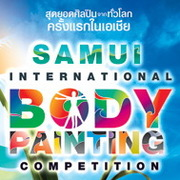 """Samui International Bodypainting Competition"" Bodypainting Festival"
