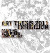 นิทรรศการ แสดงผลงานศิลปะ เพาะช่าง (FineArt Thesis Exhibition 2011)