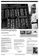 """งานนิทรรศการภาพถ่าย Kraitosography """"1st"""" Exhibition โดย ไกรทส วงษ์สวรรค์"""
