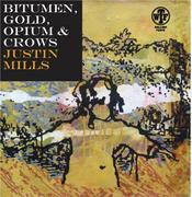 """นิทรรศการภาพวาด """"Bitumen, Gold, Opium & Crows"""""""