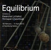 """นิทรรศการศิลปะ """"Equilibrium"""""""