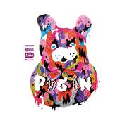 """นิทรรศการ """"Pug in"""" by Nokhookdesign"""
