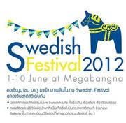 """งาน """"Swedish Festival"""""""
