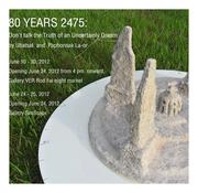 """นิทรรศการ """"80 ปี 2475 : ห้ามพูดเรื่องจริงของความฝันที่รางเลือน"""""""