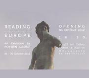 """นิทรรศการ """"READING EUROPE"""""""
