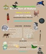 """นิทรรศการ """"ภาพสะท้อนของธรรมชาติ"""" (Reflection of Nature)"""