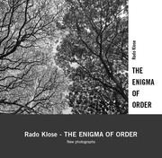 """นิทรรศการ """"THE ENIGMA OF ORDER"""""""