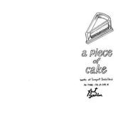 """นิทรรศการ """"A Piece of Cake"""""""