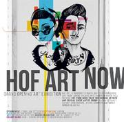 """นิทรรศการ """"HOF ART NOW"""""""
