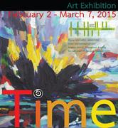 """นิทรรศการศิลปกรรมร่วมสมัย """"Time"""""""