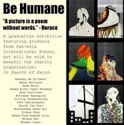"""นิทรรศการ """"Be Humane"""""""