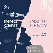"""นิทรรศการ """"Innocent Insurgency"""""""