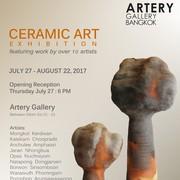 """นิทรรศการ """"CERAMIC ART EXHIBITION"""""""