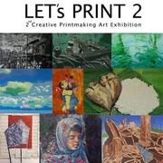 นิทรรศการ Lets Print 2