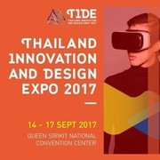 "งาน ""Thailand Innovation And Design Expo 2017"""