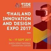 """งาน """"Thailand Innovation And Design Expo 2017"""""""