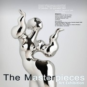 """นิทรรศการศิลปกรรม """"เดอะมาสเตอร์พีซส์""""(The Masterpieces Art Exhibition)"""