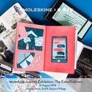 """นิทรรศการ """"Moleskine Journey Exhibition II: The ExtraOrdinary"""""""